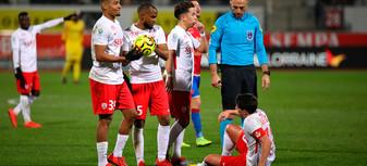 L'avant-match de Sochaux-Nancy