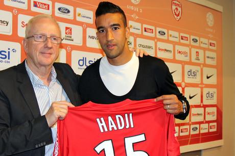 Hadji III, le retour