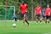 L'avant-match de GFCA-ASNL - Vidéo n°5