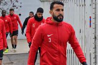 L'avant-match de Lorient-Nancy - Vidéo n°2