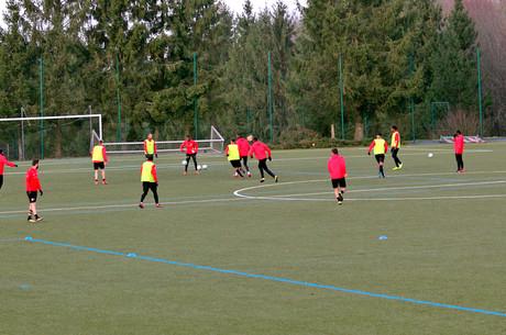 L'avant-match de FCSM-ASNL