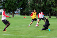 L'avant-match de SRFC-ASNL - Vidéo n°3