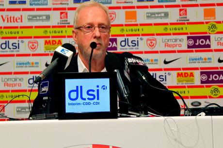J. Rousselot candidat à la FFF