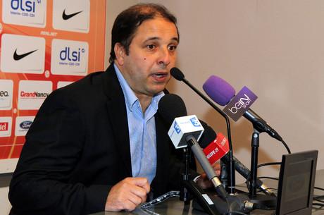 P. Correa après ASNL-N.O