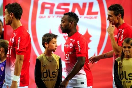 L'avant-match d'ASNL-LBC