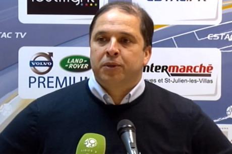 P. Correa après ESTAC-ASNL