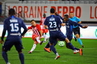 Le résumé de Nancy-Paris FC - Vidéo n°5