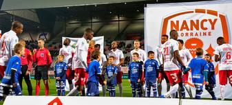 L'avant-match de Nancy-Paris FC