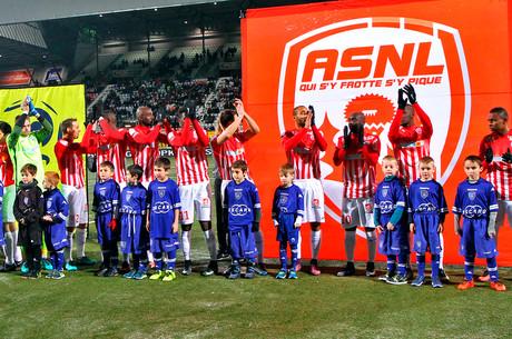 L'avant-match d'ASNL-FCGB