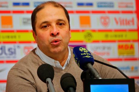 P. Correa après ASNL-FCGB