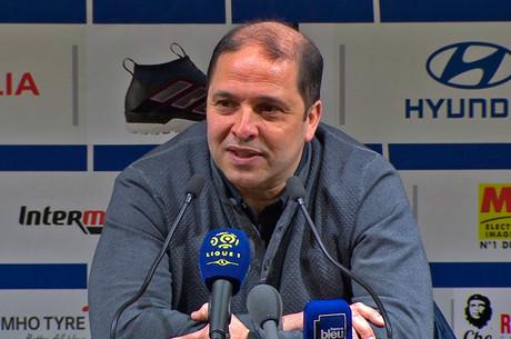 P. Correa après OL-ASNL