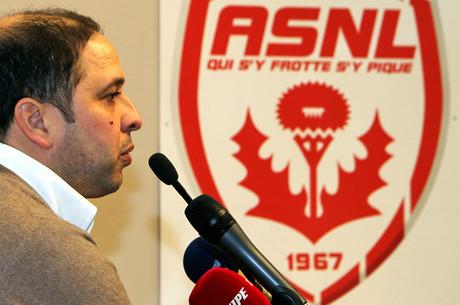 P. Correa après ASNL-FCM