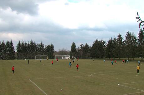 L'avant-match d'ASNL-RCL