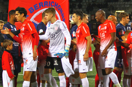 L'avant-match de LBC-ASNL