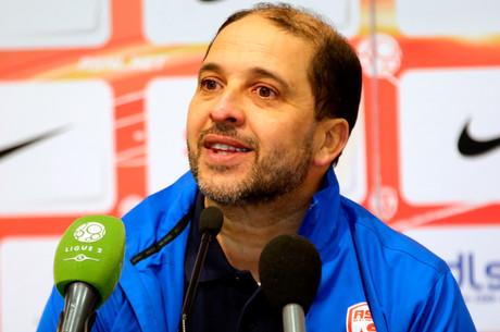 P. Correa après ASNL-USCL
