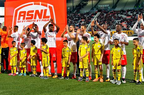 L'avant-match d'ASNL-FCSM