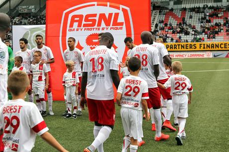 L'avant-match de FCM-ASNL