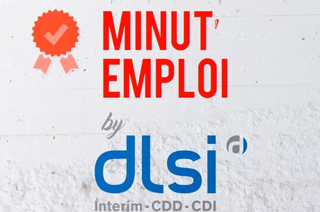 Minut'Emploi Lorraine Repro by DLSI