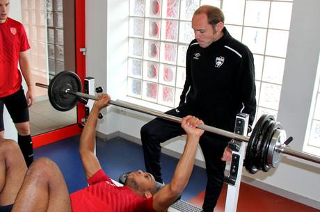 De la musculation pour les jeunes