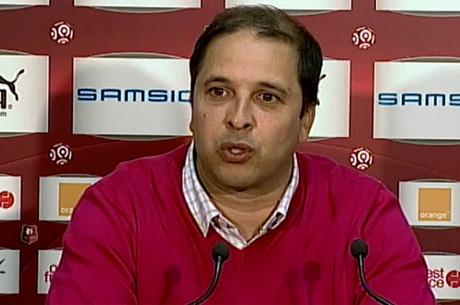 P. Correa après SRFC-ASNL