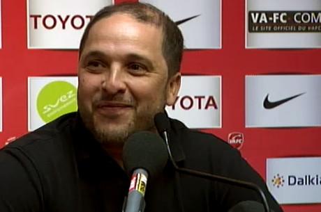 P. Correa après VAFC-ASNL