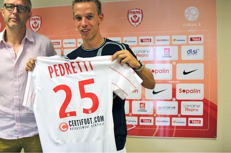 Pedretti, c'est signé !