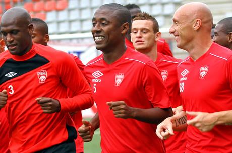 André Luiz, capitaine exemplaire