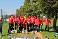 Raid Cross pour les U17 - Vidéo n°1