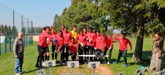 Raid Cross pour les U17