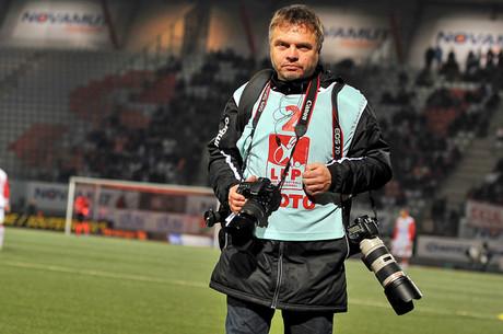 Photographe de terrain
