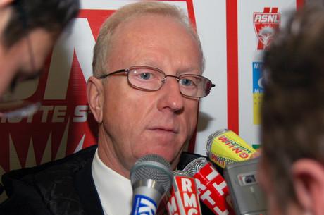 J. Rousselot après ASNL-GdB (CDL 2010/2011)