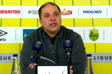 P. Correa après FCN-ASNL