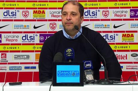 P. Correa après ASNL-FCL