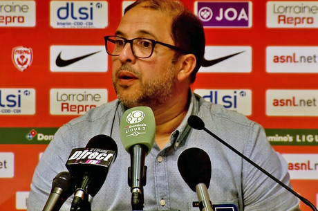P. Correa après ASNL-CNFC
