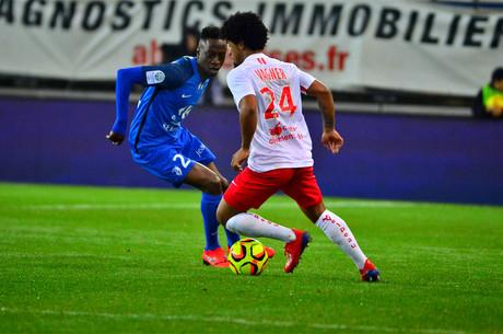 Le résumé de Grenoble-Nancy