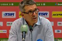 Garcia après Valenciennes-Nancy - Vidéo n°4