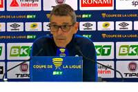 JL. Garcia après Montpellier-Nancy (CDL) - Vidéo n°5