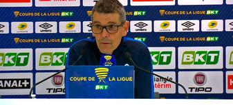 JL. Garcia après Montpellier-Nancy (CDL)