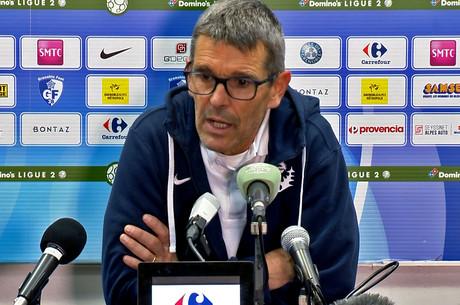 JL. Garcia après Le Grenoble-Nancy
