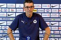JL. Garcia après Paris FC-Nancy - Vidéo n°1