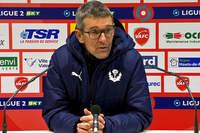 JL. Garcia après Valenciennes-Nancy - Vidéo n°3