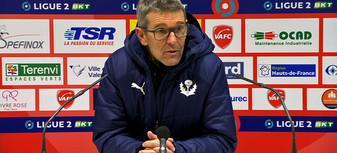 JL. Garcia après Valenciennes-Nancy