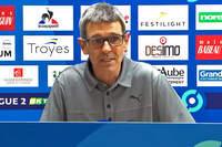 JL. Garcia après Troyes-Nancy - Vidéo n°4