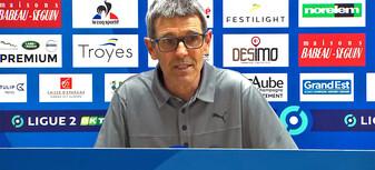 JL. Garcia après Troyes-Nancy