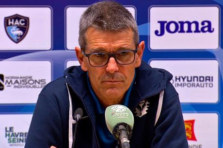 JL. Garcia après Le Havre-Nancy