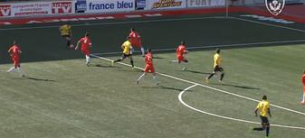 Le résumé d'ASNL-Sochaux (U19)