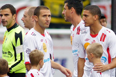 L'avant-match d'ASNL-TFC (2010/2011)