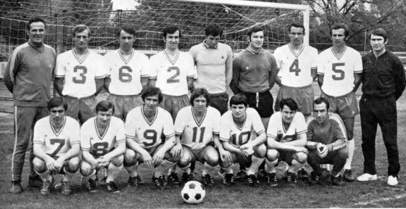 équipe 1969/1970