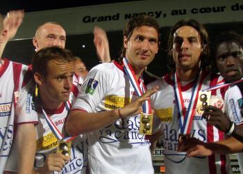 Les champions 2005