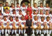 Saison 1992/1993